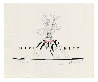 Delphine Lebourgeois, 'Divinity', 2021