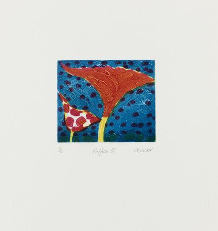 William Crozier, 'Poppies III', ca. 1994