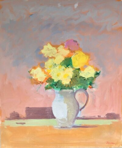 Paul Resika, 'Provincetown Flowers', 1989