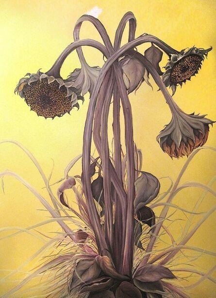 Allison Green, 'Autumn Sunflowers', 2013