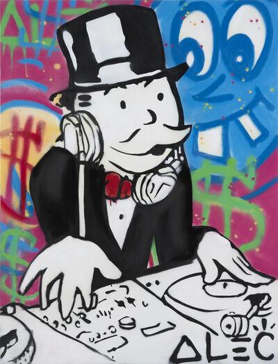 Alec Monopoly, 'Monopoly Man', 2014