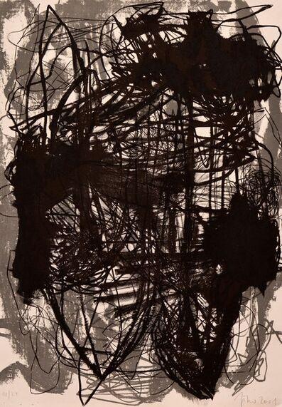 Otto Zitko, 'untitled (Black)', 2001