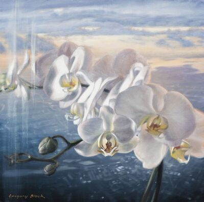 Gregory Block, 'Orchid 1', ca. 2020