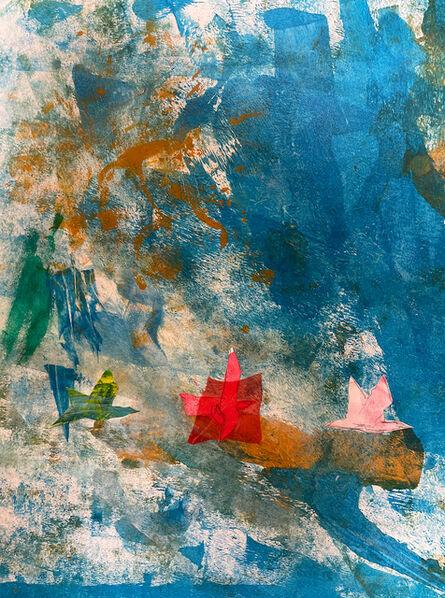Mary McFerran, 'Birds in Flight', 2021