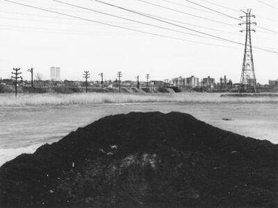 Ray Mortenson, 'Hudson Generating Station, Jersey City, #1', 1979