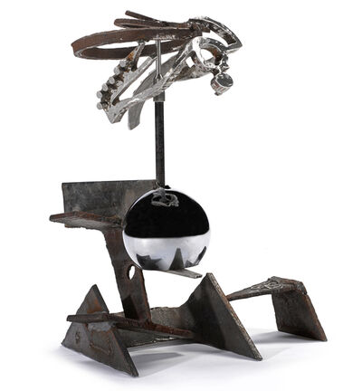 Mark di Suvero, 'Untitled', 2009