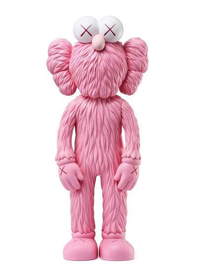 KAWS, 'KAWS Pink BFF Companion (KAWS BFF pink)', 2018