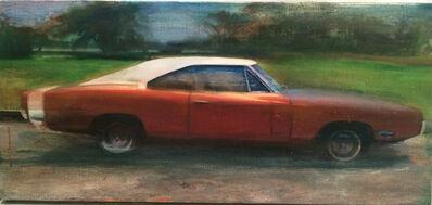 Kobi Assaf, 'Brown Car', 2014