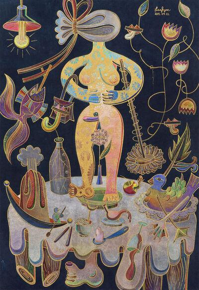 Fi Lee, 'Hermaphrodite's Table', 20015