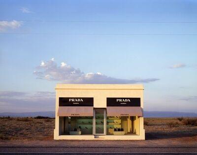 James Evans, 'Prada Marfa', 2005