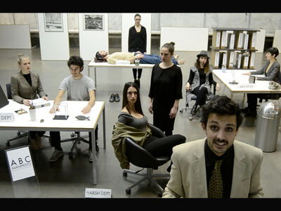disturbATI collective, 'ABC Manifesto Writers and Consultants'