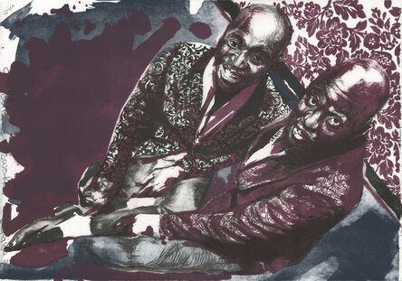 Bambo Sibiya, 'Custodians of the Swenka', 2018