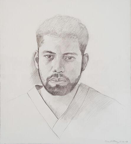 Dan McCleary, 'Javier Carrillo', 2018