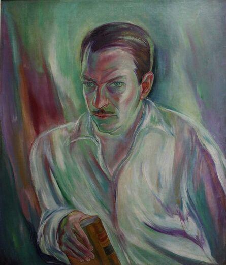 Carlos Enriquez, 'Retrato de Jorge', 1942