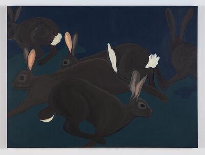 Purdy Eaton, 'Rabbit Run 2', 2019