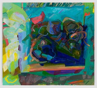 Carolyn Case, 'Green Eggs', 2020