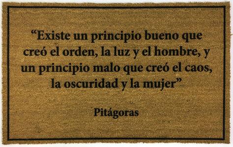 Eugenio Merino, 'Doormats (Felpudos) - Pitagoras', 2020