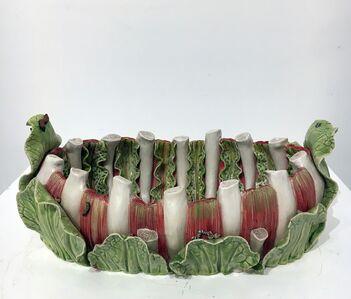 Bonnie Seeman, 'Oval Dish 2', 2004