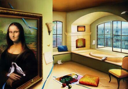 Orlando Quevedo, 'Mona Lisa', 2012