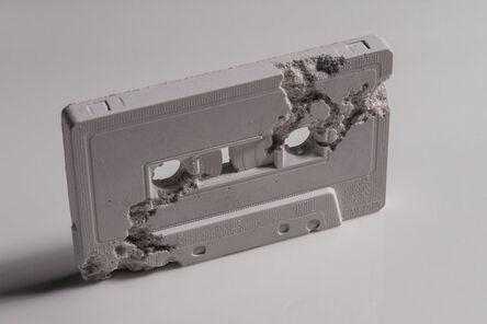 Daniel Arsham, 'Future Relic 04 - Cassette', 2015