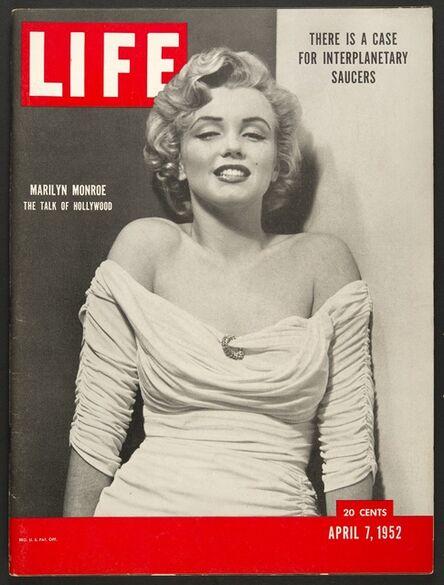 Philippe Halsman, 'LIFE Marilyne Monroe (LIFE Marilyn Monroe)', 1952