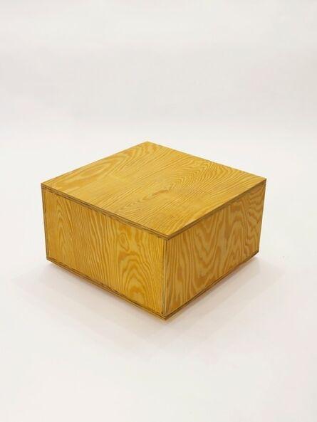 RO/LU, 'Cube Table Ply', 2010