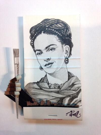 matchbox artists, 'Frida Kahlo', 2015