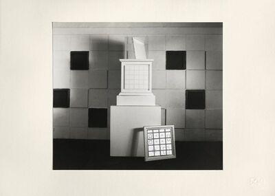 Giulio Paolini, 'Studio per promenade', 2012-2013
