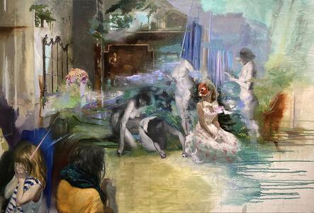 Joshua Flint, 'Dressing Room', 2017