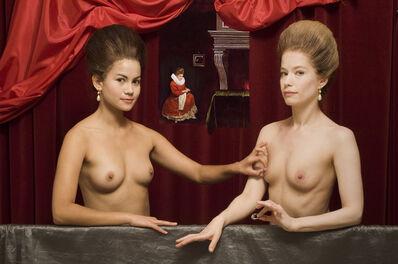 E2 - KLEINVELD & JULIEN, 'Ode to the Pinching D'Estrées Sisters', 2011