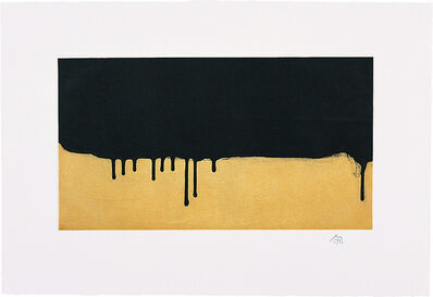 Robert Motherwell, 'Riverrun', 1988