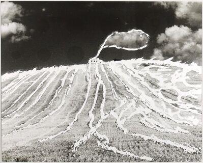 Mario Giacomelli, 'Ultime Sperimentazioni in bianco e nero', 1987