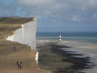 Margaret Smith, 'Beachy Head, East Sussex, England'