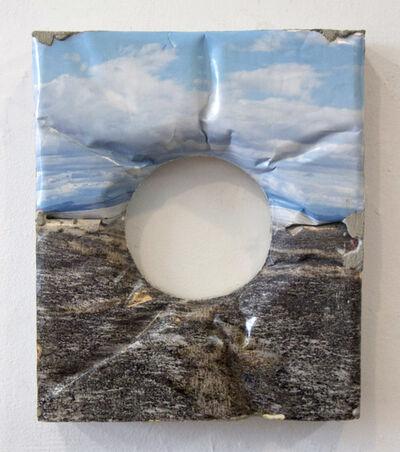 Letha Wilson, 'Salt Flats Concrete Hole Punch', 2014