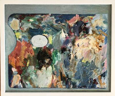George Bartko, 'Palette #6', 1982
