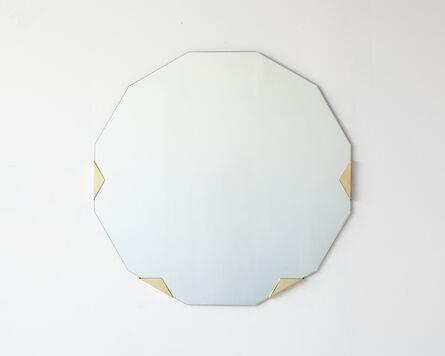 Egg Collective, 'Haynes Mirror - Round', Contemporary