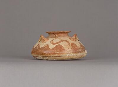 'Squat Alabastron',  about 1400 -1350 B.C.