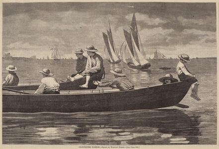 After Winslow Homer, 'Gloucester Harbor', published 1873