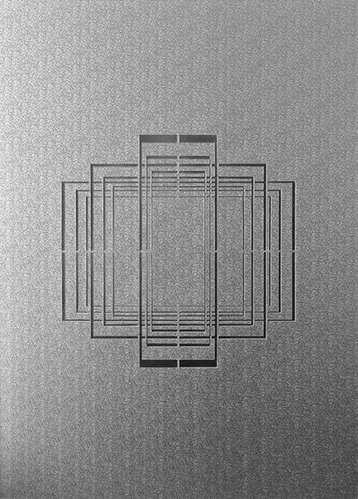 Paolo Cavinato, 'Seal - silver #2', 2015