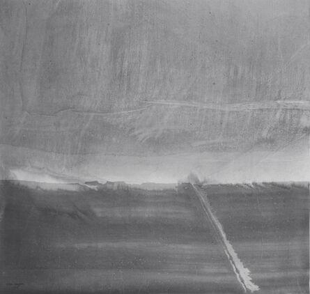 Gao Xingjian 高行健, 'Sous la pluie 雨天', 2006