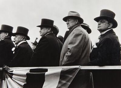 Robert Frank, 'City Fathers, Hoboken, New Jersey', 1955-1956