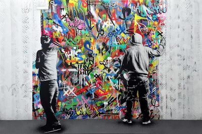 Martin Whatson, 'The cycle'