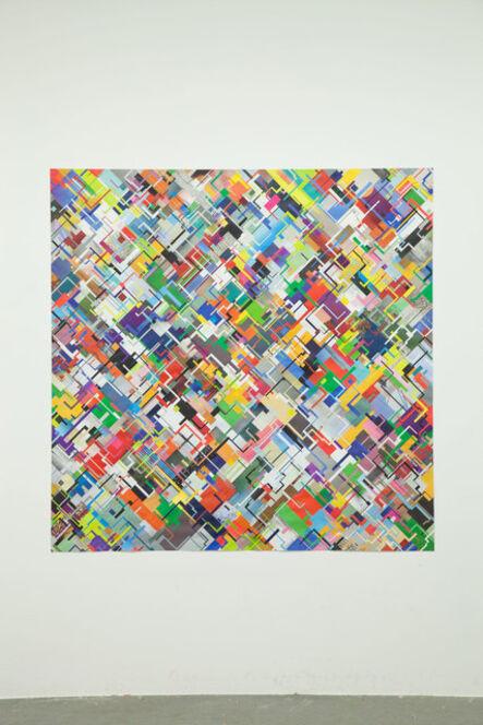 Tom Friedman, 'Untitled (circuit collage)', 2015