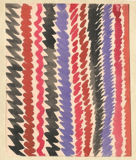 Sonia Delaunay, 'Untitled', No date.