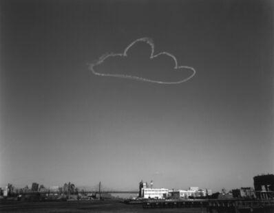 Vik Muniz, 'Pictures of Clouds: 59th Bridge', 2002