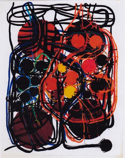 Atsuko Tanaka, 'Untitled', 1986
