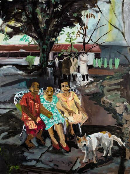 Maia Cruz Palileo, 'The Blind Farm Dog', 2014