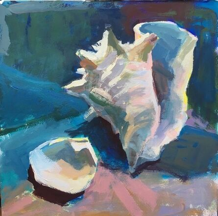 Janet Pedersen, 'Two Seashells', 2021