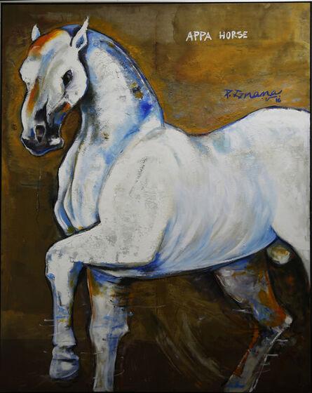 P Gnana, 'Appa Horse', 2016