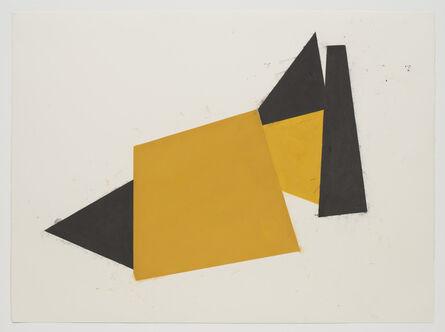 Joel Shapiro, 'untitled', 2009